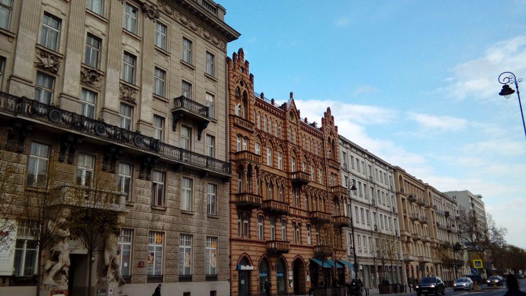 stolica polski warszawa