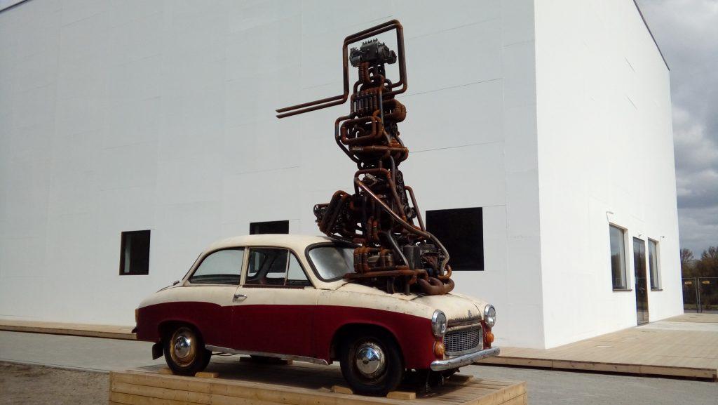 muzeum sztuki nowoczesnej w warszawa