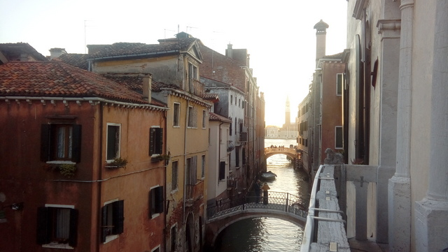 wenecja venezia venice miasto na wodzie